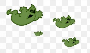 Floating Ghost - Ghost Cartoon Icon PNG