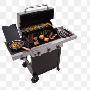 Barbecue - Best Barbecues Char-Broil TRU-Infrared 463633316 Grilling PNG