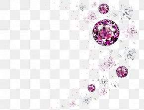 Diamond - Diamond Color Gemstone Cubic Zirconia PNG
