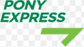 Pony Express Group Parcel Courier Mail PNG