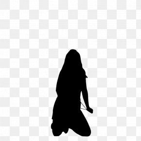 Female Body Silhouette - Silhouette Woman Clip Art PNG