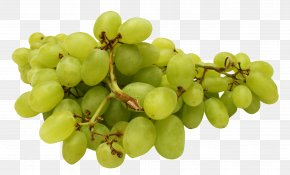 Green Grapes - Sultana Juice Grape PNG
