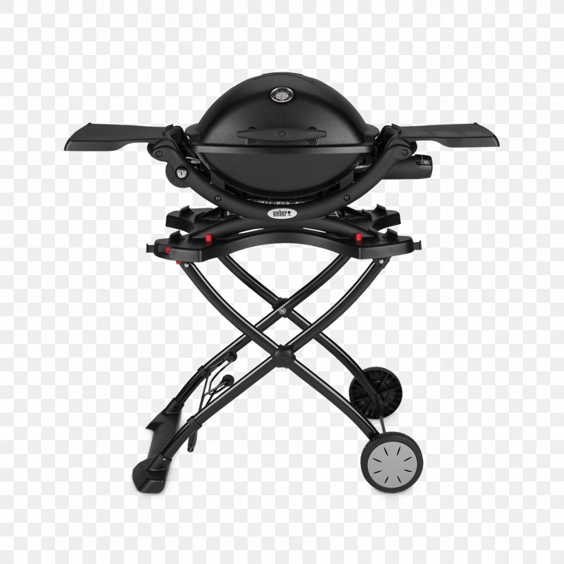 Barbecue Weber Q 1200 Weber Q 1000 Weber-Stephen Products Weber 6557 Q Portable Cart For Grilling, PNG, 1800x1800px, Barbecue, Black, Grilling, Hardware, Outdoor Grill Rack Topper Download Free