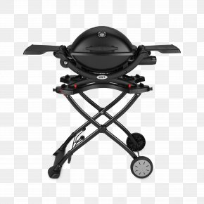 Weber Grill Cart - Barbecue Weber Q 1200 Weber Q 1000 Weber-Stephen Products Weber 6557 Q Portable Cart For Grilling PNG