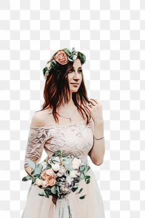 Floral Design Bridesmaid - Floral Flower Background PNG