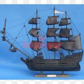 Ghost Ship - Flying Dutchman Ship Model Ghost Ship Maritime Transport PNG