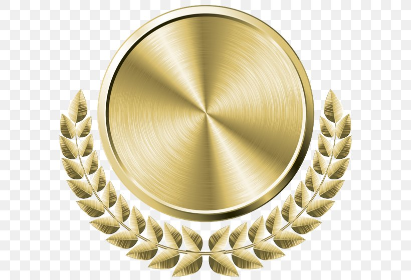 Gold Medal Template Clip Art, PNG, 600x559px, Medal, Award, Brass, Bronze Medal, Competition Download Free