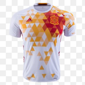 Football - UEFA Euro 2016 Spain National Football Team 2018 World Cup Nice Basketball Jerseys PNG
