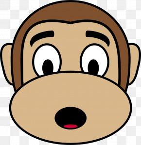 Gorilla - Ape Emoji Monkey Drawing Clip Art PNG