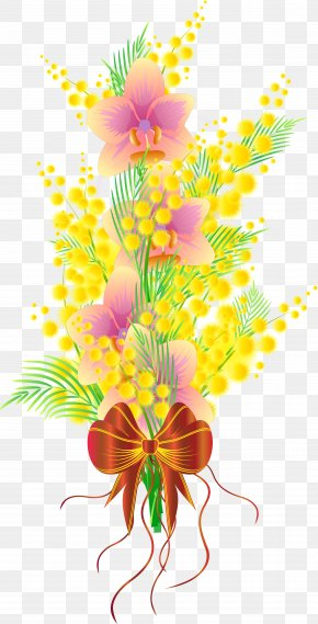 Flower - Flower Bouquet Cut Flowers Nosegay Petal PNG