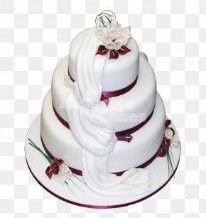 Wedding Cake - Wedding Cake Birthday Cake Icing PNG