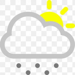 Cloud - Cloud Snow Rain Weather Ice PNG