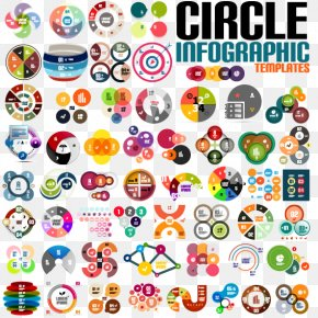 Circle Infographic - Infographic Creativity PNG