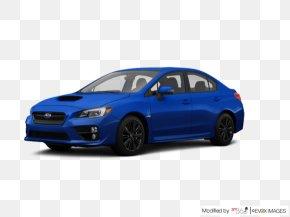 2017 Subaru WRX Premium - Sports Car Hyundai Motor Company Used Car PNG