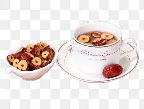 No Dry Dates - Tea Xinjiang Jujube Breakfast PNG