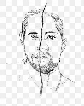 Beard - Beard Drawing Visual Arts Sketch PNG