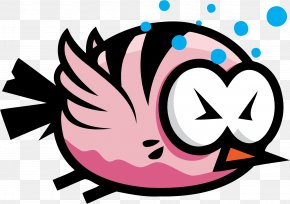Flying Bird - Flappy Bird Angry Birds Jump Bird Jump Tap Bird 2D PNG