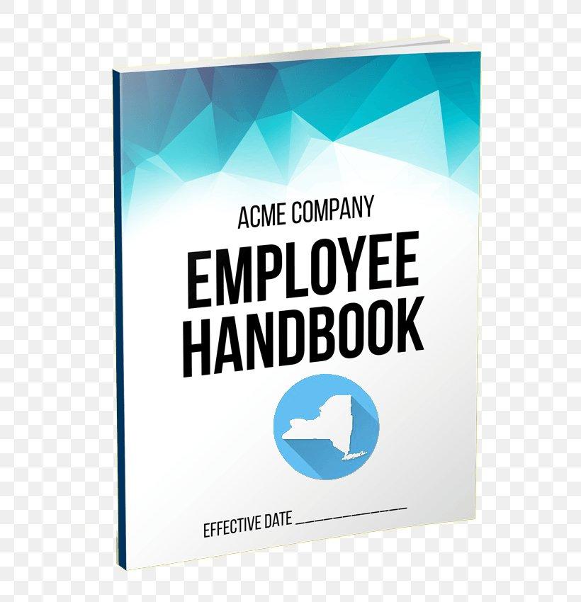 Employee Handbook Information Template Document Png 580x850px