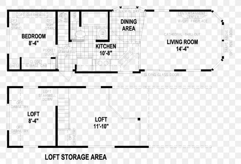 Park Model Campervans House Floor Plan Mobile Home Png