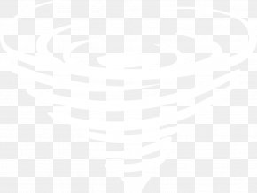 Tornado Vortex - Symmetry Line Black And White Angle Pattern PNG