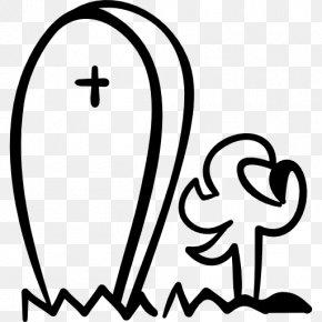 Coloring Book Symbol - Death Cartoon PNG