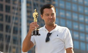 Leonardo Dicaprio - Leonardo DiCaprio The Wolf Of Wall Street Actor Film Producer PNG