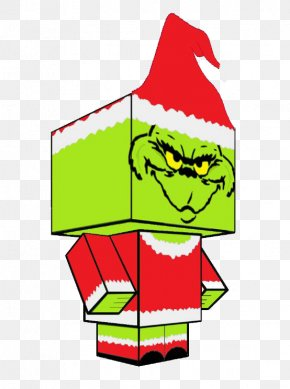 Paper Craft - How The Grinch Stole Christmas! Whoville Cindy Lou Who Clip Art PNG