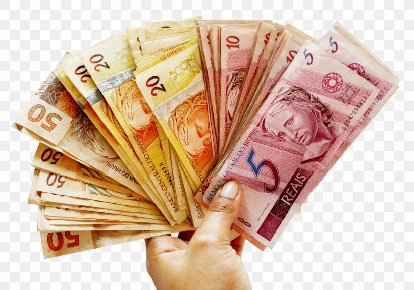 Brazilian Real Money Banknote Png