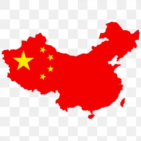 Wechat Business - Flag Of China National Flag Vector Graphics Map PNG