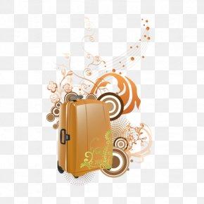 Suitcase - Curve Suitcase Icon PNG