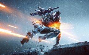 Battlefield - Battlefield 4 Battlefield 3 Battlefield: Bad Company 2 PlayStation 3 Desktop Wallpaper PNG
