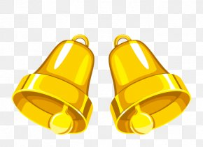 Bell - Christmas Bell Gift PNG