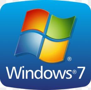 Microsoft Windows 7 Icon - Sonic Generations Windows 7 Microsoft Windows Operating Systems PNG
