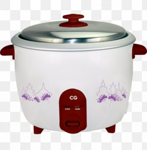 Rice Cooker - Home Appliance Rice Cookers Small Appliance Slow Cookers PNG