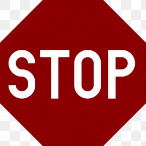 Stop Sign Graphic - Stop Sign Traffic Sign Clip Art PNG