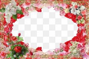 Frames - Flower Picture Frames PNG