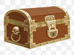 Jewelry Box - Treasure Piracy PNG