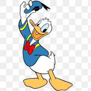 Donald Duck - Donald Duck Mickey Mouse Daffy Duck Clip Art PNG