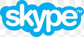 Skype Logo - Skype For Business Logo Instant Messaging Application Software PNG