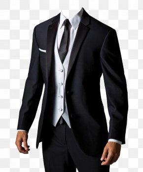 Suit - Suit Jacket Blazer Coat PNG