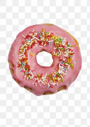 Sprinkles - Donuts Frosting & Icing Sprinkles Sugar National Doughnut Day PNG