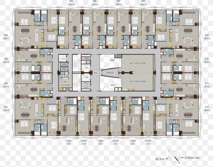 Floor Plan Niseko House Plan Condo