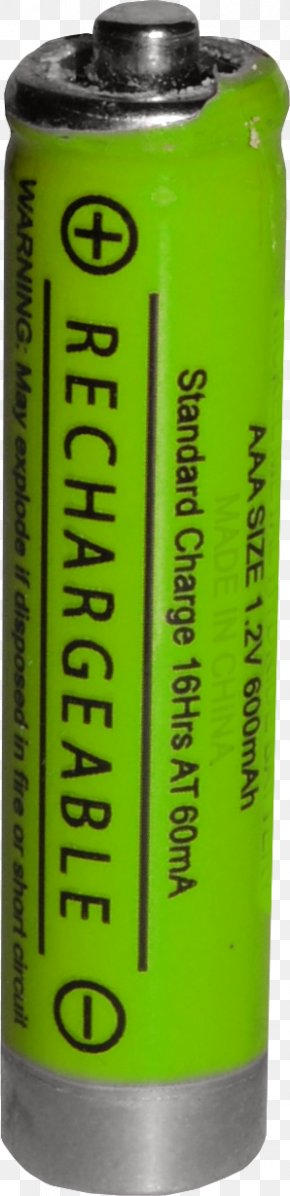 Beautiful Green Battery - Designer Battery Creativity Green PNG