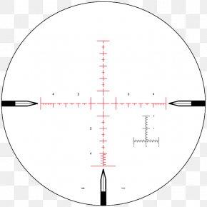 Line Spacing - Telescopic Sight Reticle Focus Milliradian Leupold & Stevens, Inc. PNG