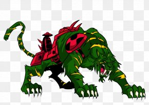 He - Battle Cat He-Man Masters Of The Universe Tyrannosaurus PNG