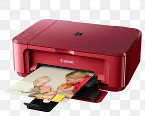 Printer - Multi-function Printer Inkjet Printing Canon Image Scanner PNG