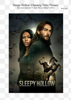 Headless Horseman - Tom Mison The Legend Of Sleepy Hollow Headless Horseman Poster PNG