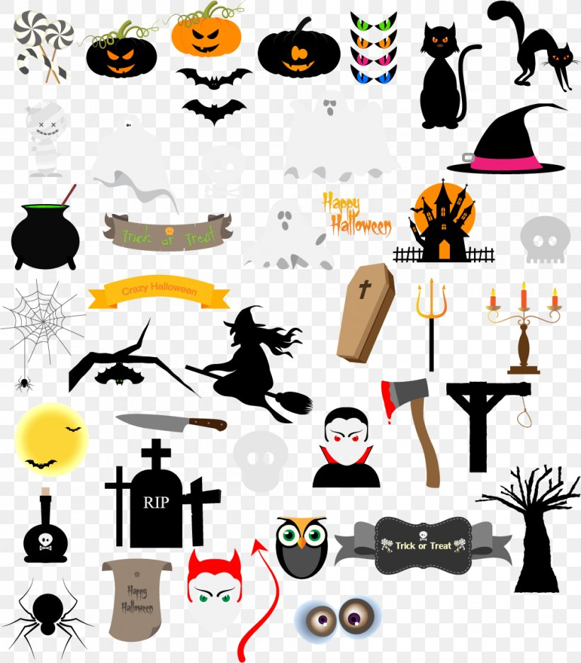 Halloween All Saints' Day Holiday Pattern, PNG, 1010x1153px, Logo, Animal, Cartoon, Clip Art, Illustration Download Free