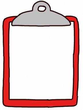 Checklist Cliparts - Clipboard Free Content Document Clip Art PNG