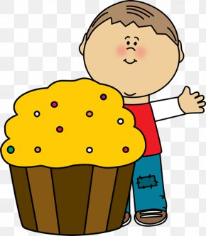 Funny Cupcake Cliparts - Cupcake Muffin Bakery Birthday Cake Clip Art PNG